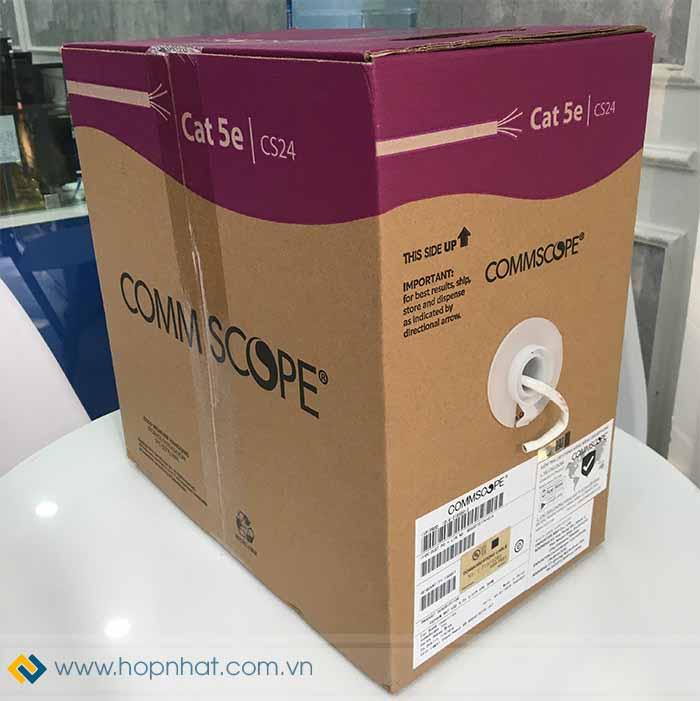 dây cáp mạng Cat5e Commscope AMP