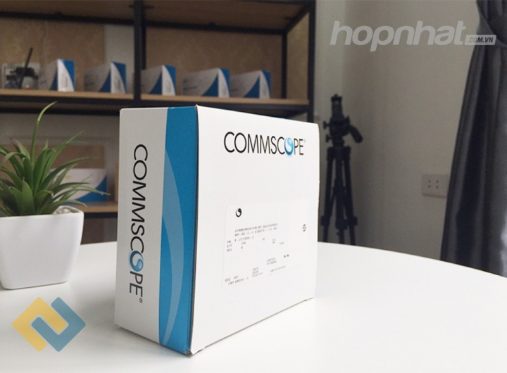 Hạt mạng Commscope chính hãng