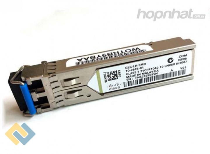 GLC-LH-SMD - phân phối Module SFP 1Gb Cisco GLC-LH-SMD chính hãng, giá cực TốT