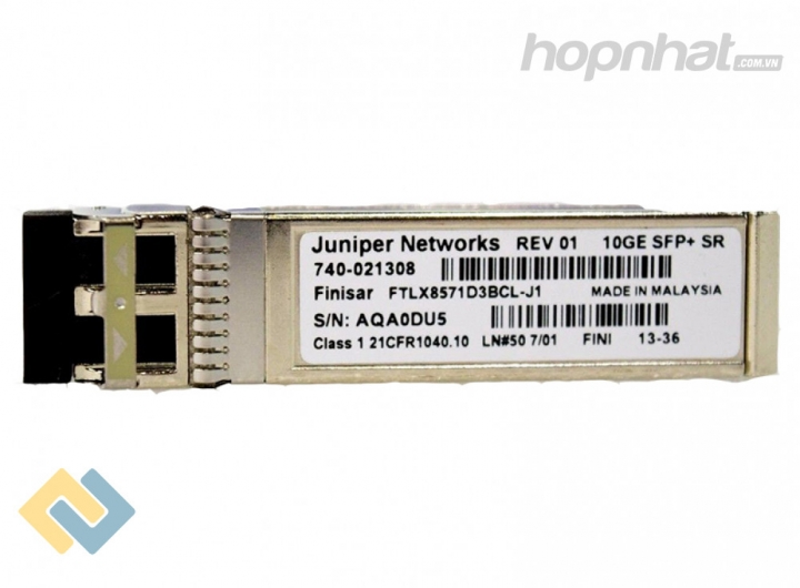 EX-SFP-10GE-SR - Phân phối Module quang Juniper EX-SFP-10GE-SR chính hãng, giá cực TốT