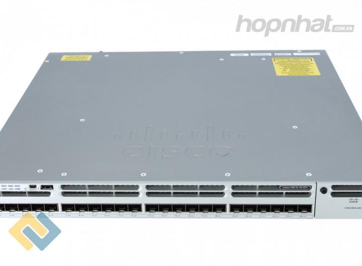 WS-C3850-24XS-S - Báo giá phân phối Cisco WS-C3850-24XS-S chính hãng, giá cực TốT