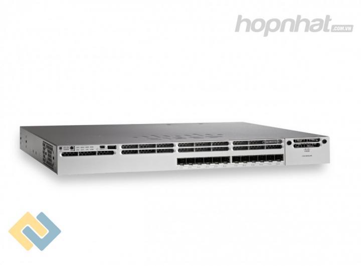 WS-C3850-12XS-S - Báo giá phân phối Cisco WS-C3850-12XS-S chính hãng, giá cực TốT