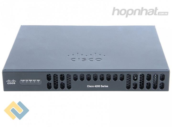 Cisco ISR4221-SEC-K9, Phân phối Router Cisco ISR4221-SEC-K9 chính hãng, giá cực TốT