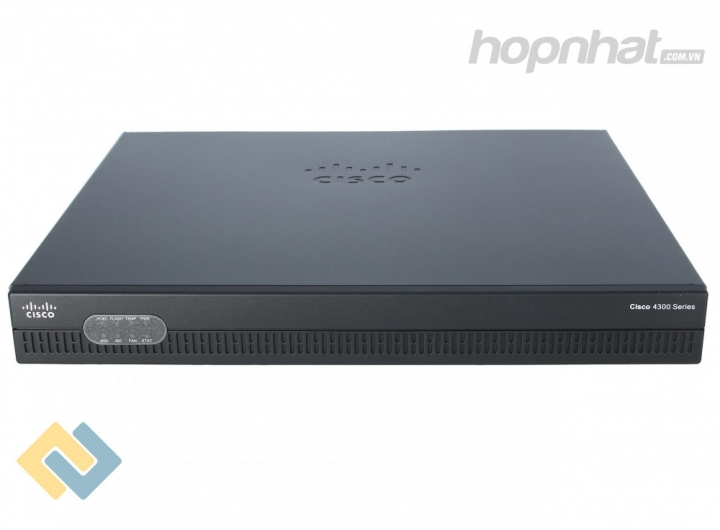Cisco ISR4321-AX/K9 - Báo giá phân phối Cisco ISR4321-AX/K9 chính hãng
