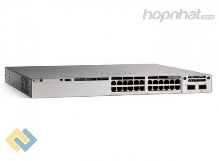C9300-24P-E - Báo giá phân phối Cisco C9300-24P-E chính hãng, giá cực TốT