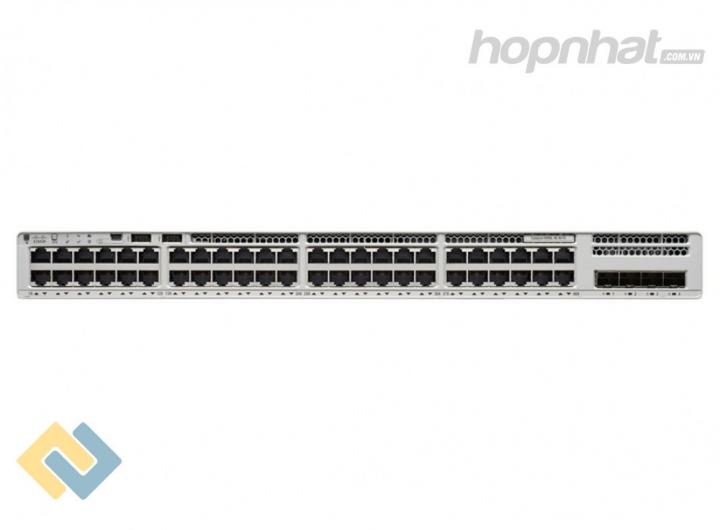 C9200-48P-A - Báo giá phân phối Cisco C9200-48P-A chính hãng, giá cực TốT