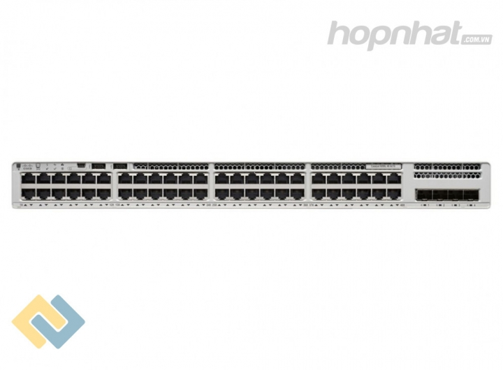 C9200-48P-E - Báo giá phân phối Cisco C9200-48P-E chính hãng, giá cực TốT