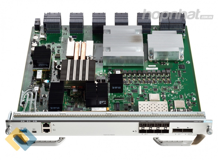 C9400-SUP-1/2, Cisco C9400-SUP-1 Catalyst 9400 Series Modules & Cards. Cisco Catalyst 9400 Series Redundant Supervisor 1 Module