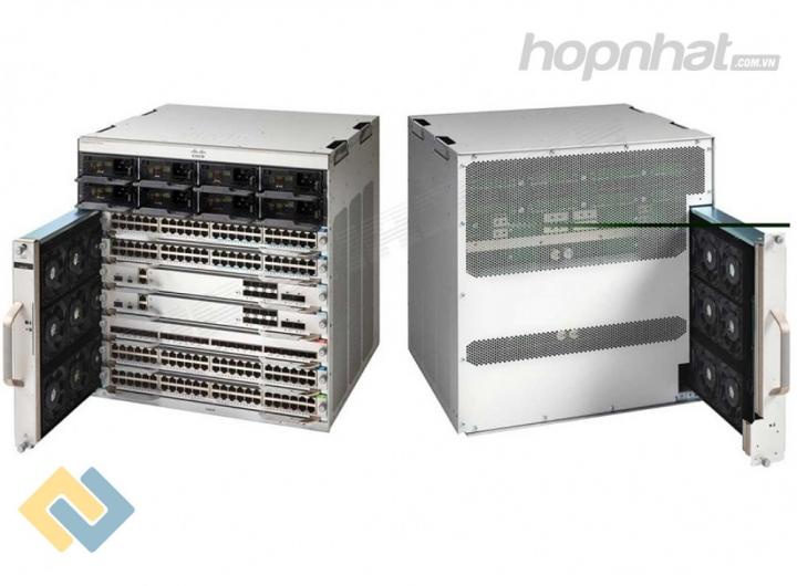 C9404R - Báo giá phân phối Cisco C9404R Cisco Catalyst 9400 Series 4 slot chassis chính hãng, giá cực TốT