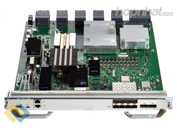 C9400-SUP-1/2 - Báo giá phân phối Cisco C9400-SUP-1-2 Cisco Catalyst 9400 Series Redundant Supervisor 1 Module chính hãng, giá cực TốT