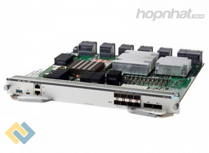 C9400-SUP-1XL - Báo giá phân phối Cisco C9400-SUP-1XL Cisco Catalyst 9400 Series Supervisor 1XL Module chính hãng, giá cực TốT