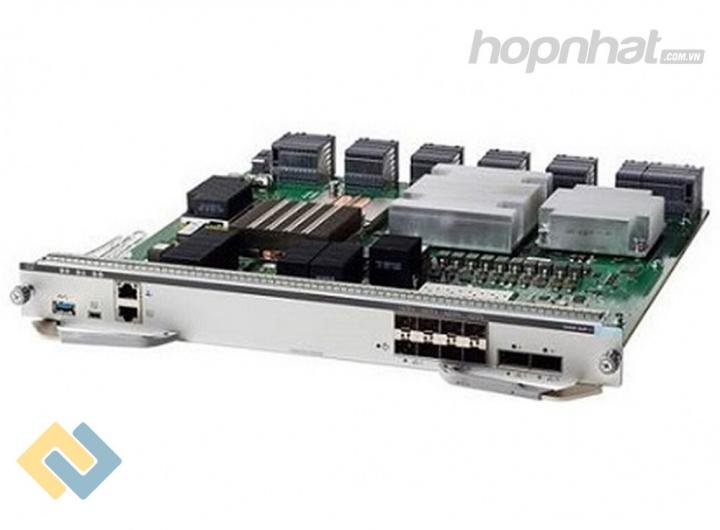 C9400-SUP-1XL-Y/2 - Báo giá phân phối Cisco C9400-SUP-1XL-Y-2 Cisco Catalyst 9400 Series Redundant Supervisor 1XL-Y with 25G Module chính hãng, giá cực TốT