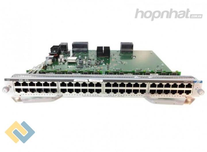 C9400-LC-48U -  Báo giá phân phối Cisco C9400-LC-48U Cisco Catalyst 9400 Series 48-Port UPOE 10/100/1000 (RJ-45) chính hãng, giá cực TốT