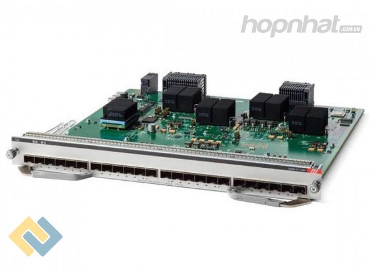 C9400-LC-24XS -  Báo giá phân phối Cisco C9400-LC-24XS Cisco Catalyst 9400 Series 24-Port 10 Gigabit Ethernet (SFP+) chính hãng, giá cực TốT
