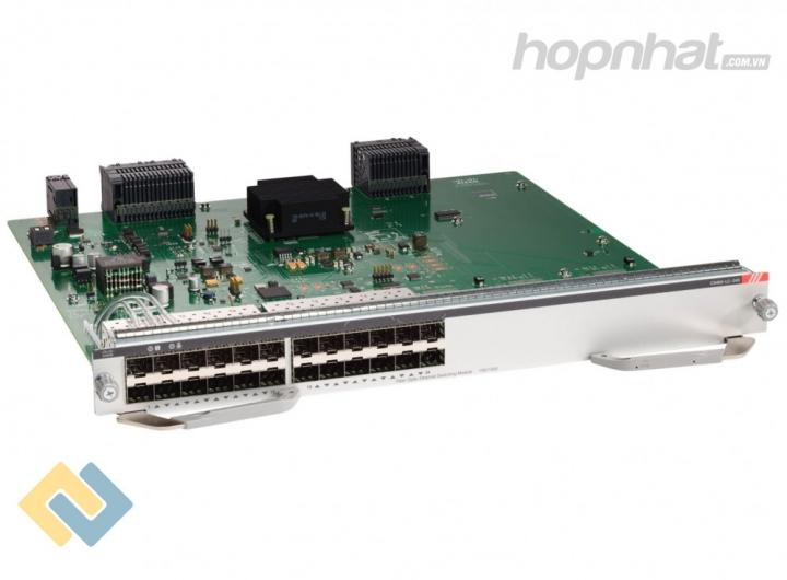 C9400-LC-24S - Báo giá phân phối Cisco C9400-LC-24S Cisco Catalyst 9400 Series 24-Port 1 Gigabit Ethernet (SFP) chính hãng, giá cực TốT