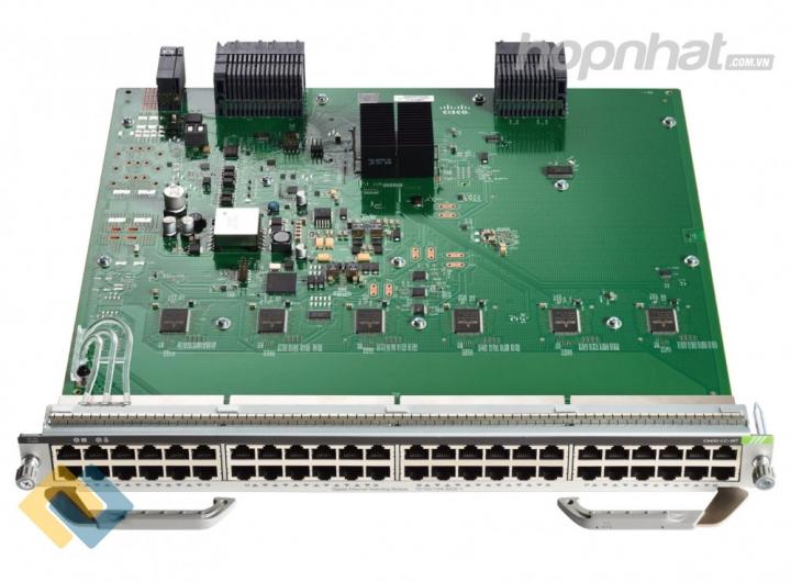 C9400-LC-48S - Báo giá phân phối Cisco C9400-LC-48S Cisco Catalyst 9400 Series 48-Port 1 Gigabit Ethernet (SFP) chính hãng, giá cực TốT