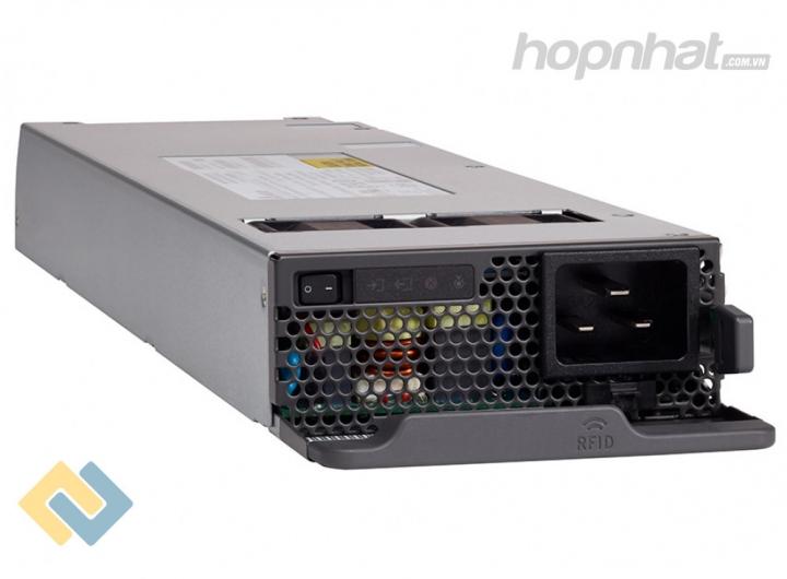 C9400-PWR-2100AC - Báo giá phân phối Cisco C9400-PWR-2100AC Cisco Catalyst 9400 Series 2100W AC Power Supply chính hãng, giá cực TốT