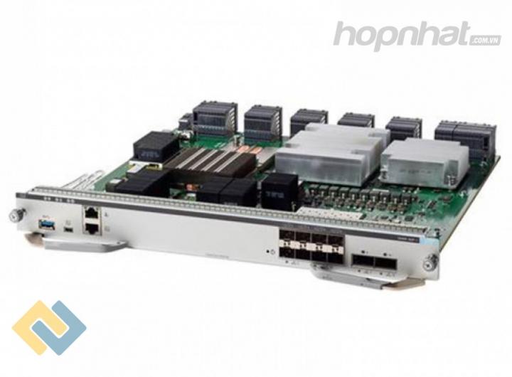C9400-SUP-1XL/2 -  Báo giá phân phối Cisco C9400-SUP-1XL-2 Cisco Catalyst 9400 Series Redundant Supervisor 1XL Module chính hãng, giá cực TốT