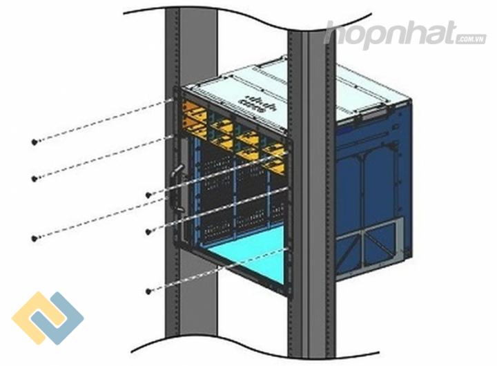 C9407-SHELF-KIT= -  Báo giá phân phối Cisco C9407-SHELF-KIT Cisco Catalyst 9400 Series 7 slot chassis Shelf Install Kit chính hãng, giá cực TốT
