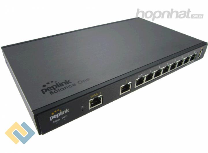Peplink One Core - Báo giá phân phối load balancing Peplink One Core chính hãng, giá cực TốT