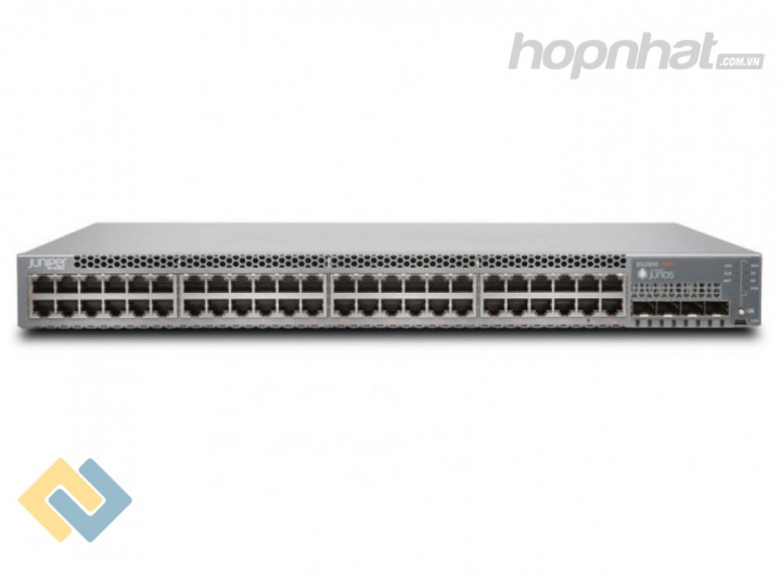 EX3400-48P Switch Juniper EX3400 48 Port PoE+ 4 SFP+ 2 QSFP+