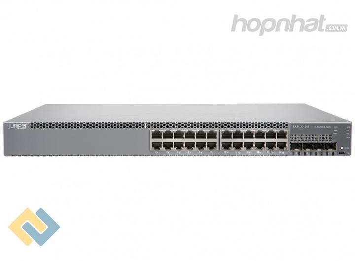 switch EX3400-24T-DC, Juniper EX3400-24T-DC, EX3400-24T-DC