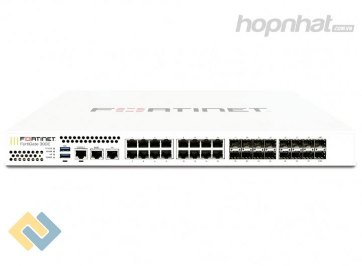 Fortinet 300E, firewall Fortinet 300E, tường lửa Fortinet 300E