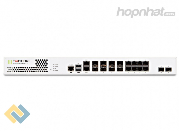 Fortinet 600D, firewall Fortinet 600D, tường lửa Fortinet 600D