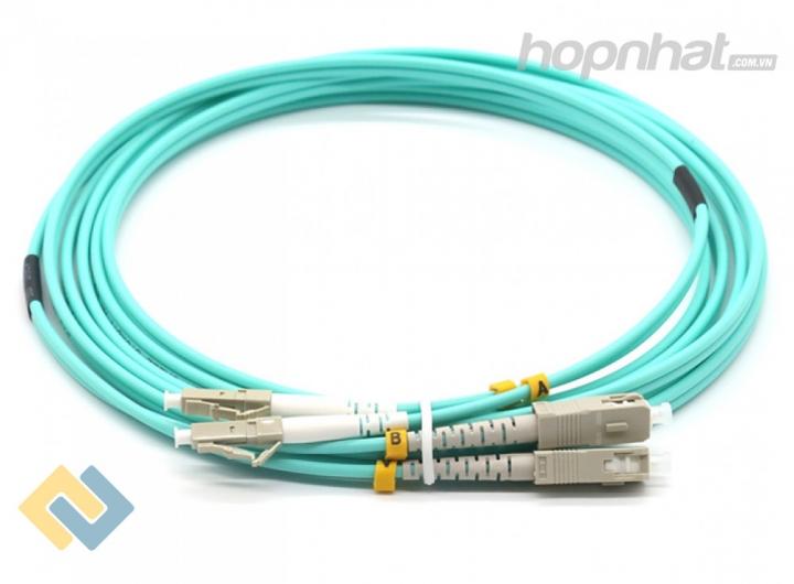 dây nhảy quang SC LC OM3