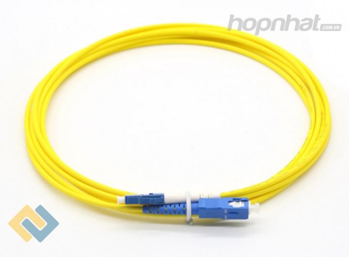 dây nhảy quang Singlemode SC LC