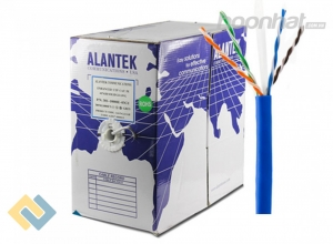 Cáp mạng Alantek Cat6 FTP