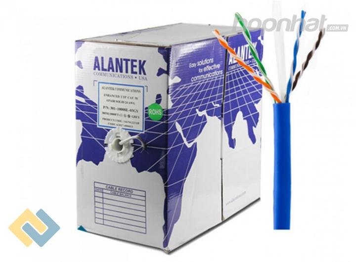 dây mạng Alantek Cat6 FTP
