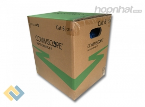 Cáp mạng Cat6 UTP Commscope AMP