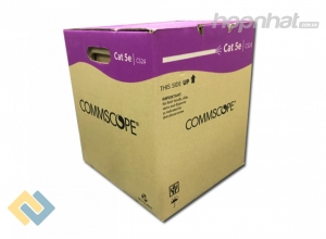 Cáp mạng Cat5e FTP Commscope AMP