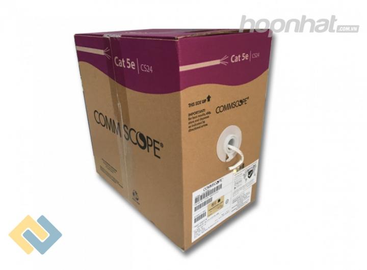Cáp mạng Commscope Cat5e UTP