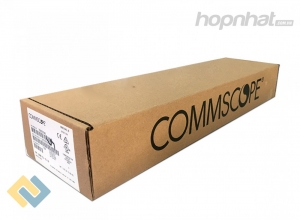 Patch Panel 24 Port Cat5e Commscope