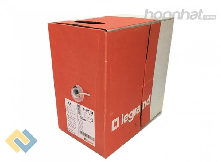 Cáp mạng Cat5e UTP Legrand - Báo giá phân phối Cáp mạng Cat5e UTP Legrand chính hãng